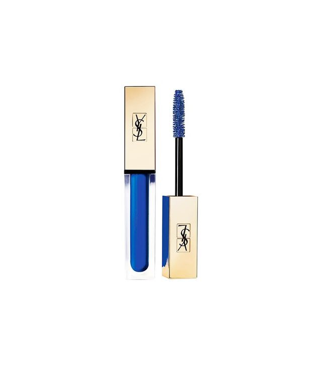 Yves Saint Lauren Mascara Vinyl Couture in Blue