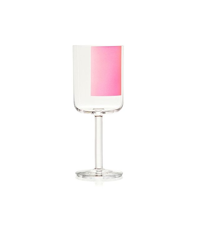 Studio Scholten & Baijings for Hay Colour Glass Collection Red Wine Glass