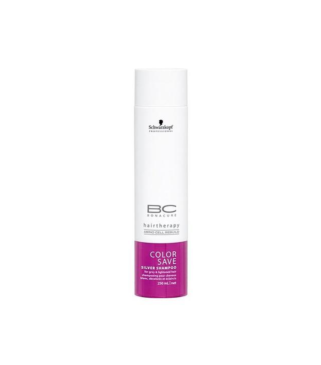 Schwarzkopf Bonacure Color Save Silver Shampoo