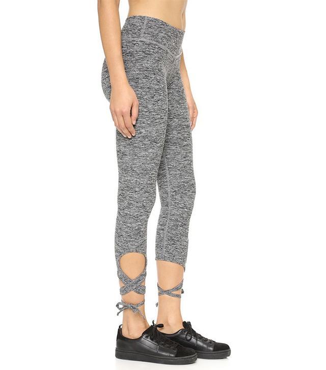 Beyond Yoga Space Dye Wrap Tie Leggings
