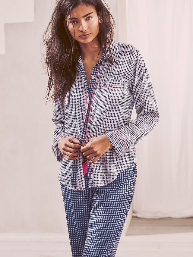 Victoria's Secret The Afterhours Satin Pajamas