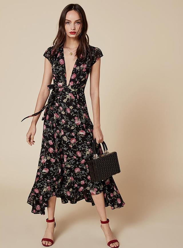 Reformation Laura Dress