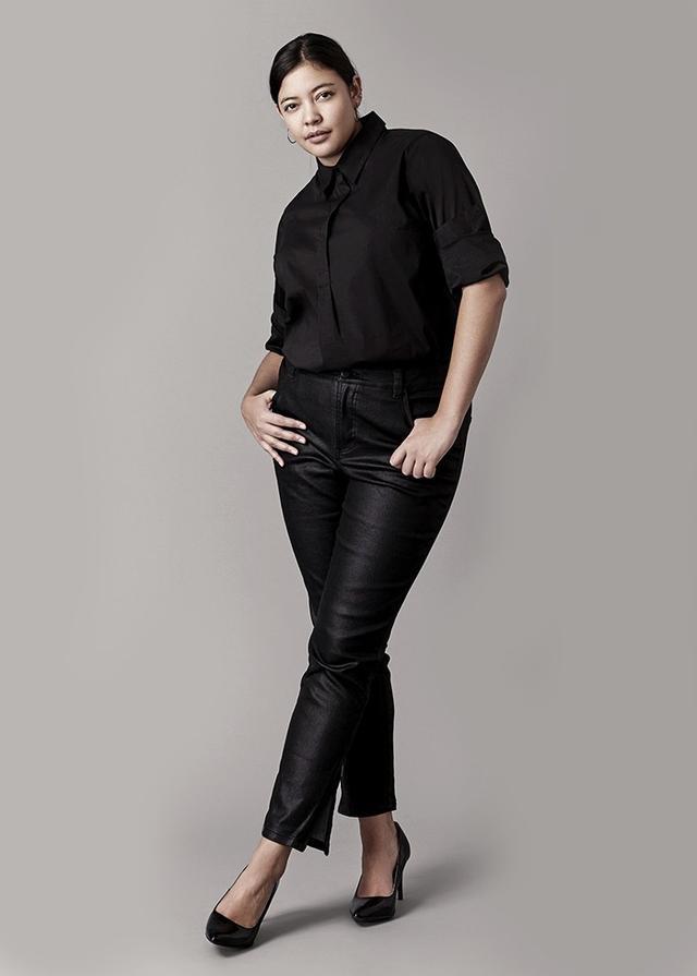 Universal Standard Meuse Resin Jeans