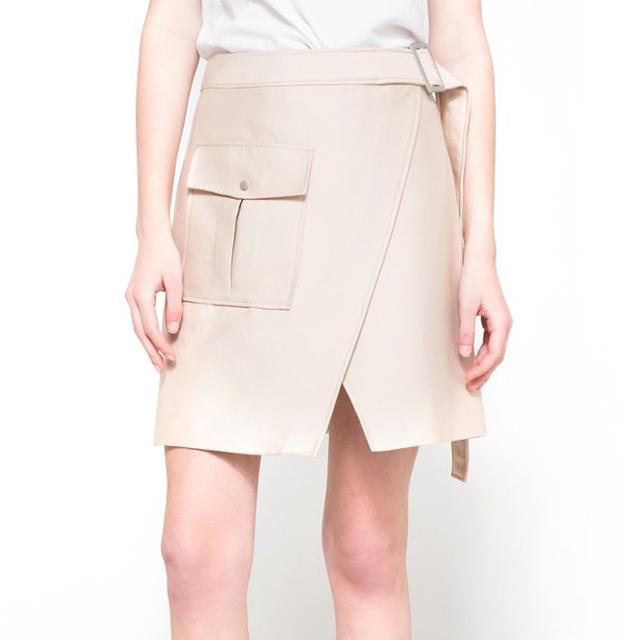 C/MEO White Walls Skirt