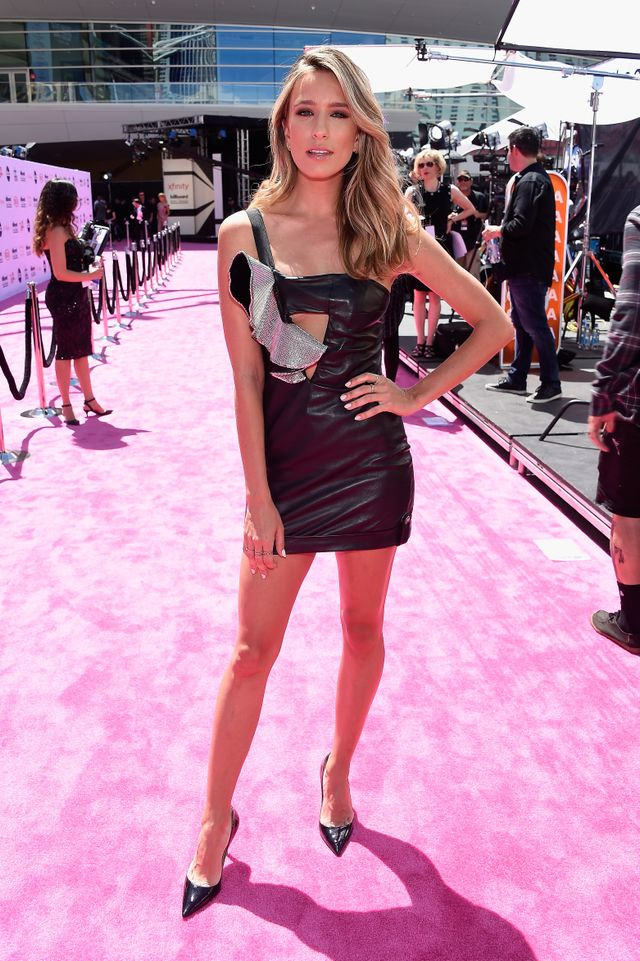 WHO: Renee Bargh WHAT: Television personality