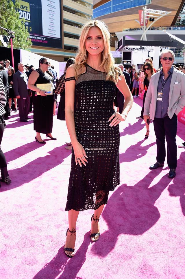 WHO: Heidi Klum WHAT: Model