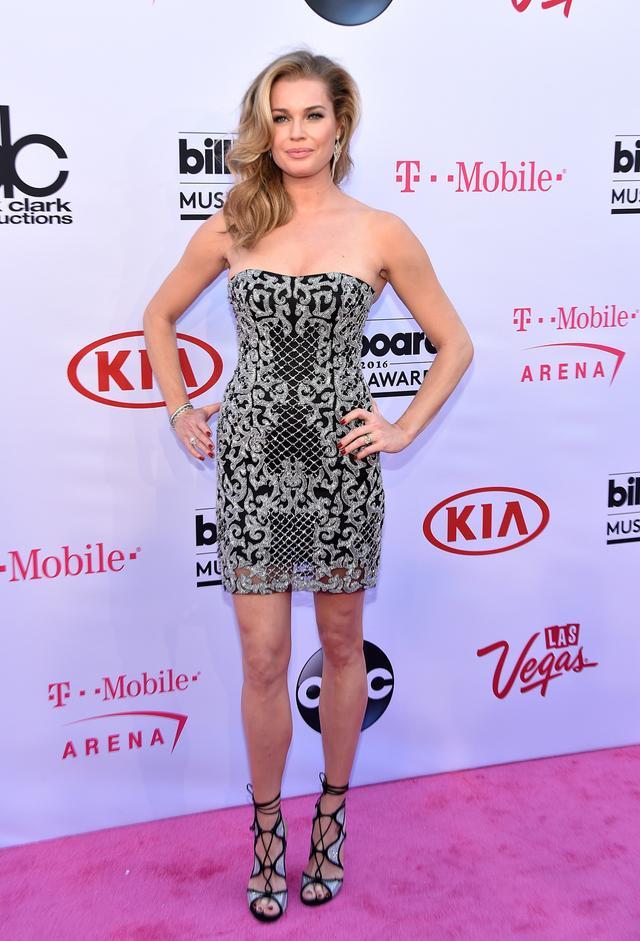 WHO:Rebecca Romijn WHAT: Actress