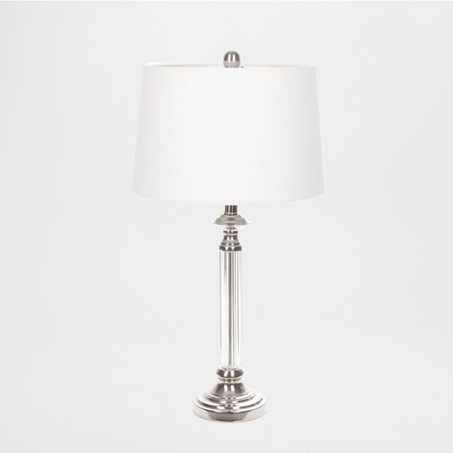 Zara Home Metal Lamp