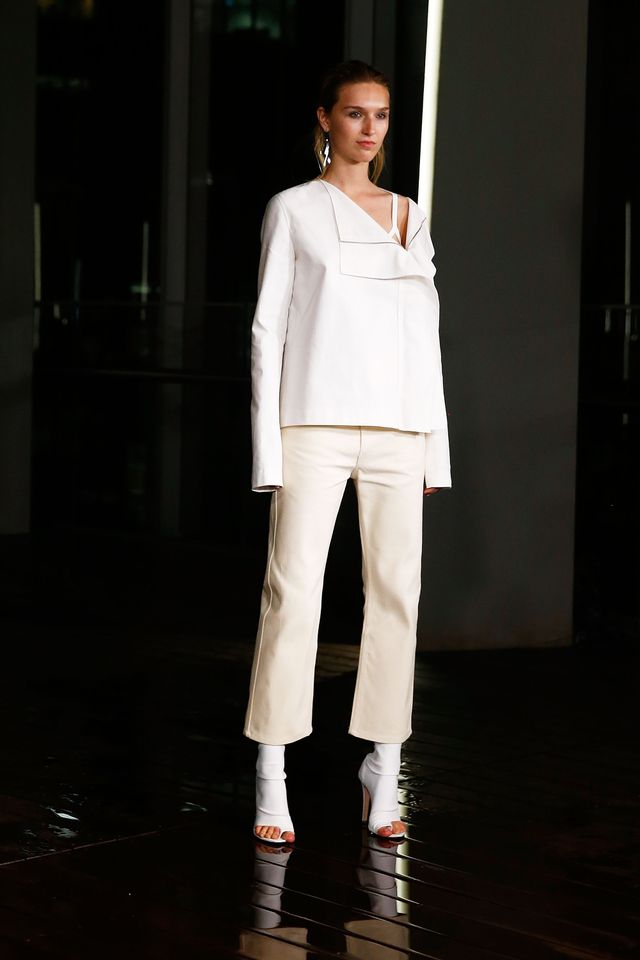 1. Dion Lee: The New Shirt
