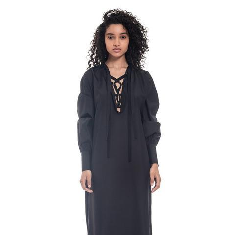 Silk Peasant Tunic