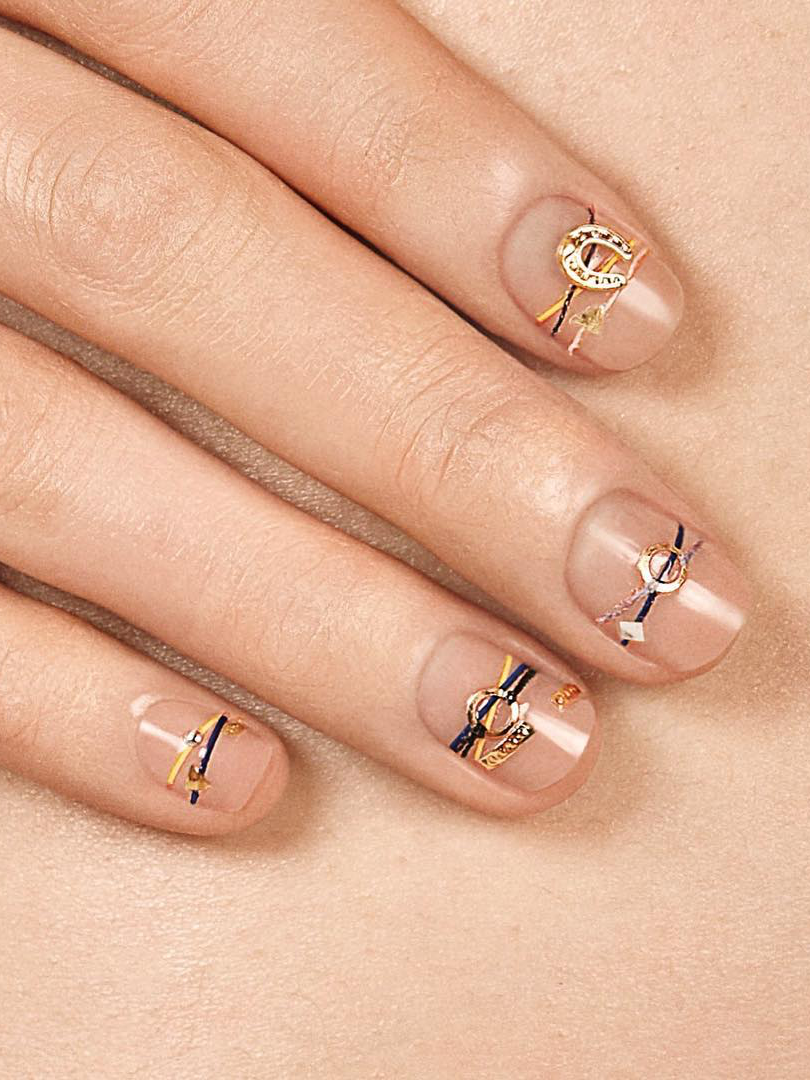 Exclusive: Bracelet Nails Are the Latest K-Beauty Trend | Byrdie UK