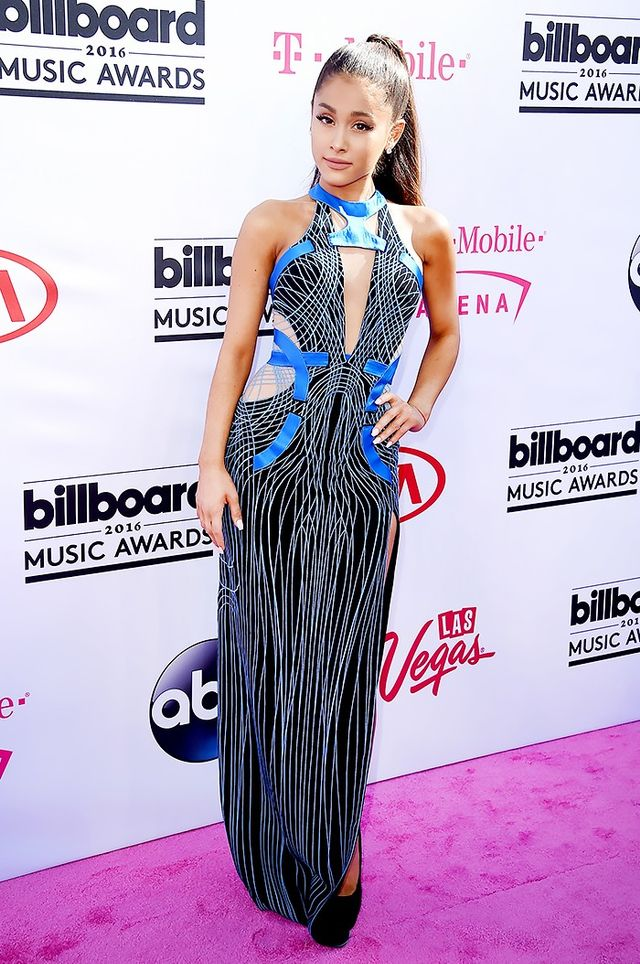WHO: Ariana Grande