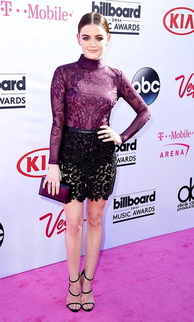 WHO: Lucy Hale