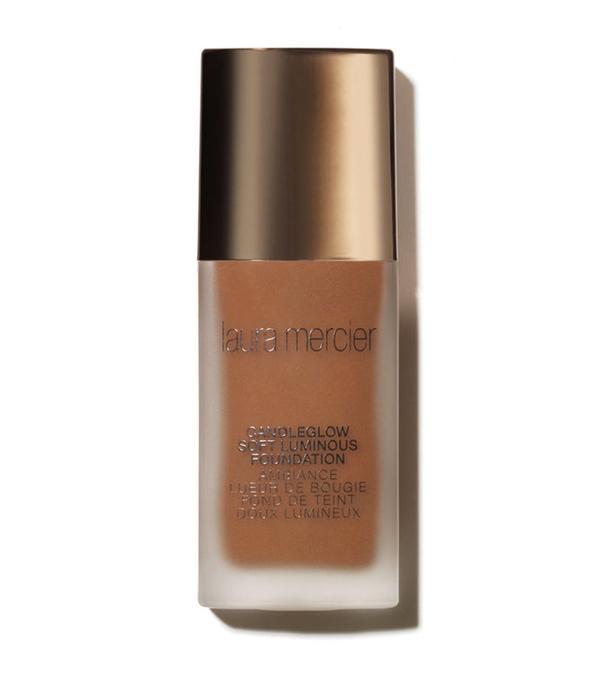 best foundation for oily skin: Laura Mercier Candleglow Soft Luminous Foundation