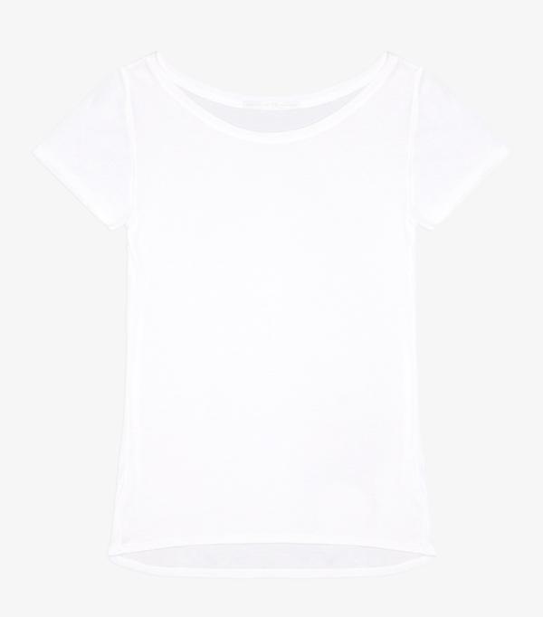 Fite Model 001 White Cotton T