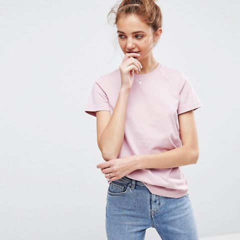 The Ultimate Crew Neck T-Shirt With Tipped Detail