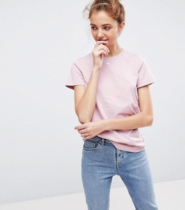 ASOS The Ultimate Crew Neck T-Shirt With Tipped Detail
