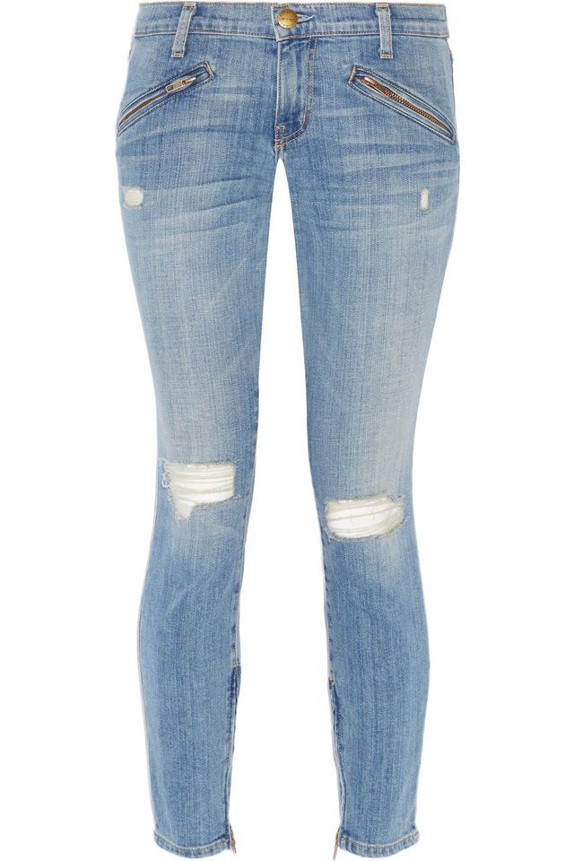 Current/Elliott The Silverlake Skinny Jeans