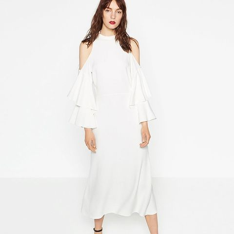 Studio Off-The-Shoulder Dress