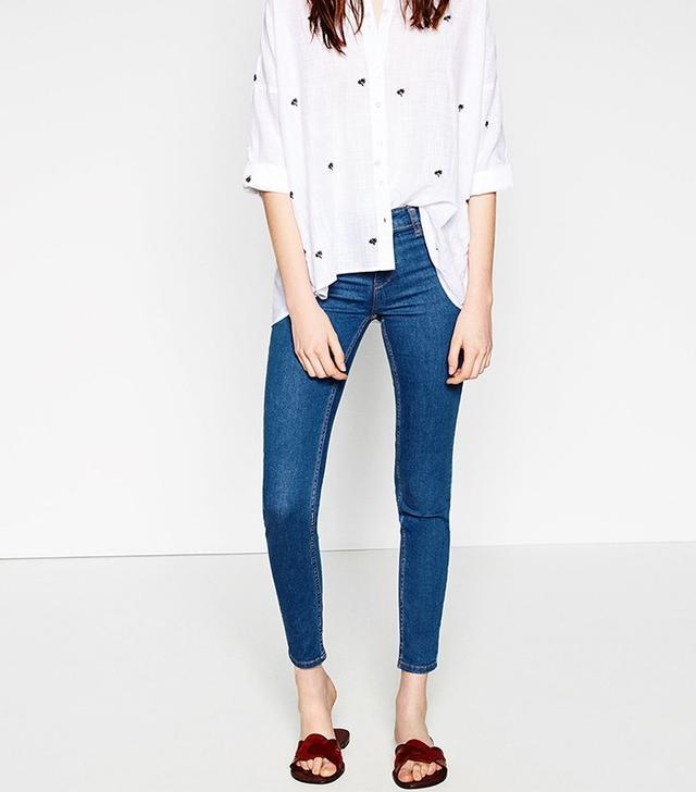 Zara Skinny Jeggings