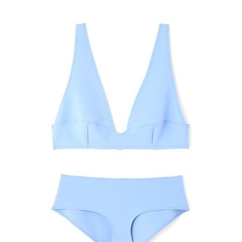 Smooth Bikini Top