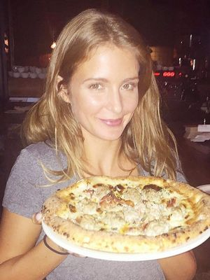 Millie Mackintosh on How to Eat Out Healthy and Still Have Fun