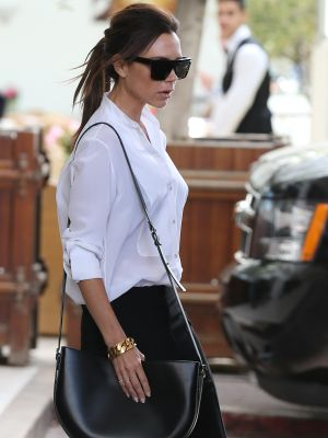 Stop Everything: Victoria Beckham Wore Uggs This Weekend
