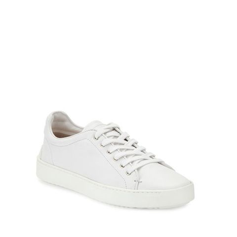 Kent Lace-Up Leather Low-Top Sneaker