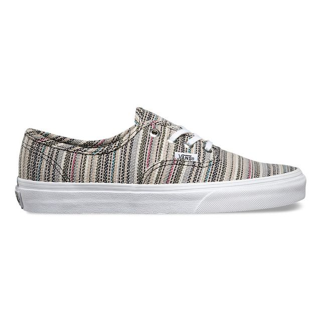 Vans Textile Stripes Authentic