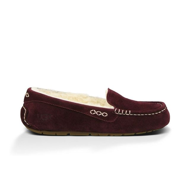 UGG Ansley Slippers in Mahogany