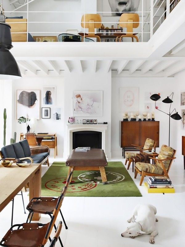 How to decorate home like an arthouse film mydomaine au - How to decorate my home ...