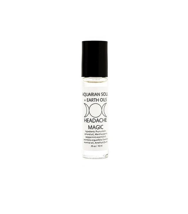 Aquarian Soul + Earth Oils Amethyst Headache Magic Oil