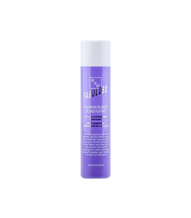 Evo Fabuloso Platinum Blonde Color-Intensifying Conditioner