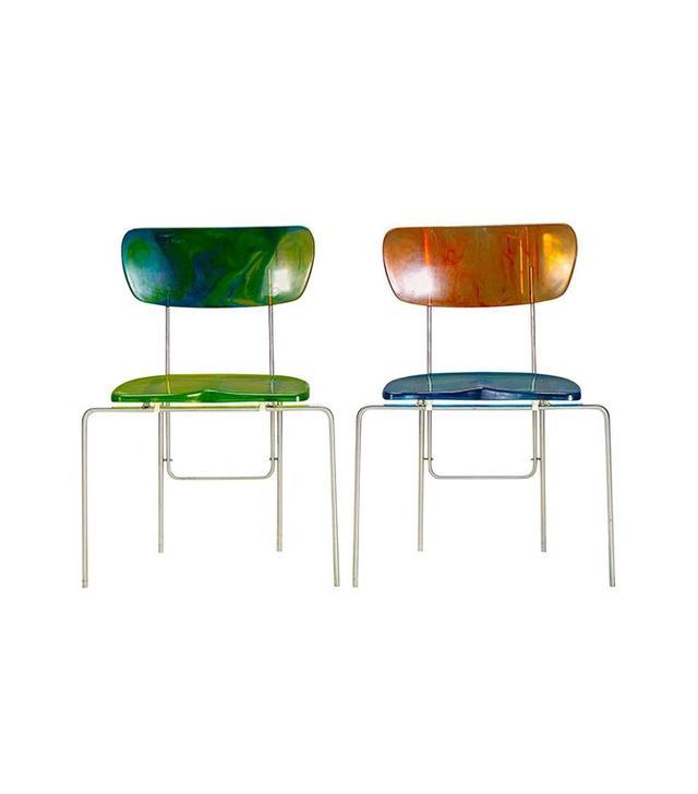 Gaetano Pesce Broadway Chairs