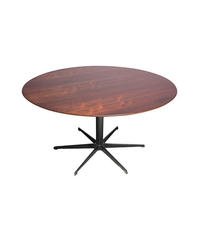 Arne Jacobsen for Fritz Hansen Six-Star Series Rosewood Table