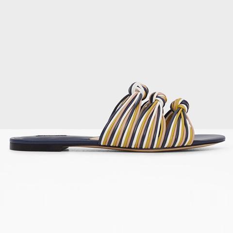 Knot Flat Sandals