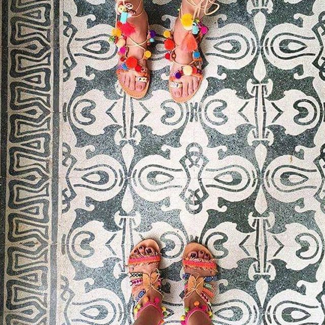 #TuesdayShoesday: Shop the Ultimate Vacation Sandals