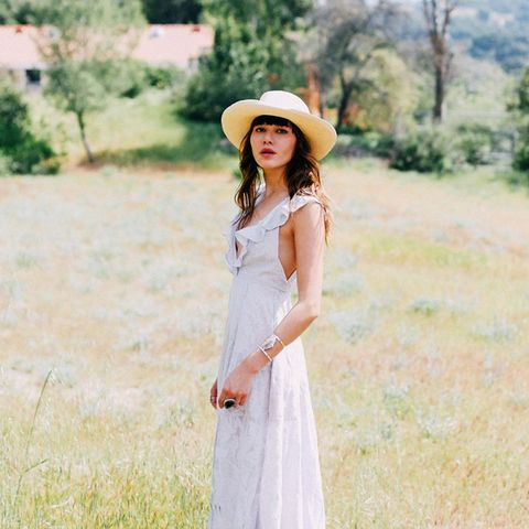 9 Summer Dresses Every Style Blogger Wants to Be Photographed In