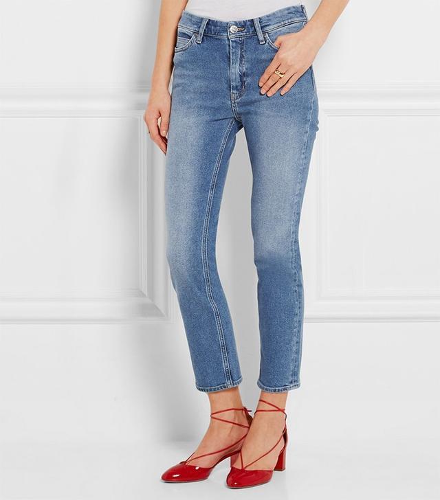 M.i.h Jeans Niki Cropped Skinny Jeans