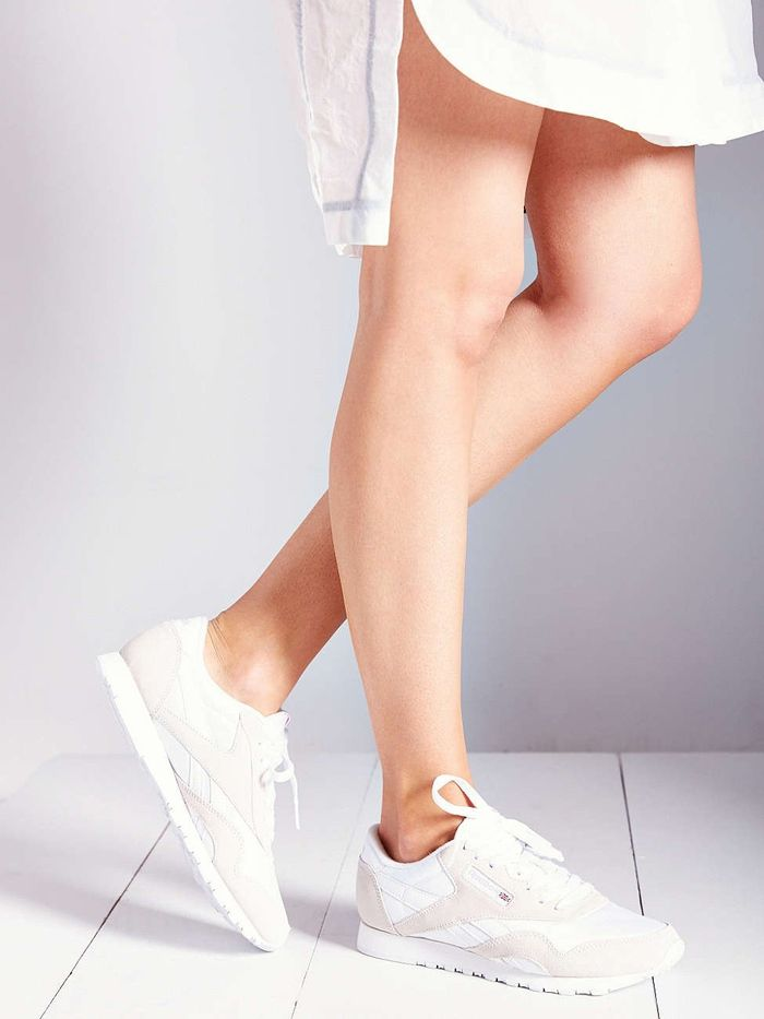 The Very First Women S Sneakers Debuted When Who What Wear