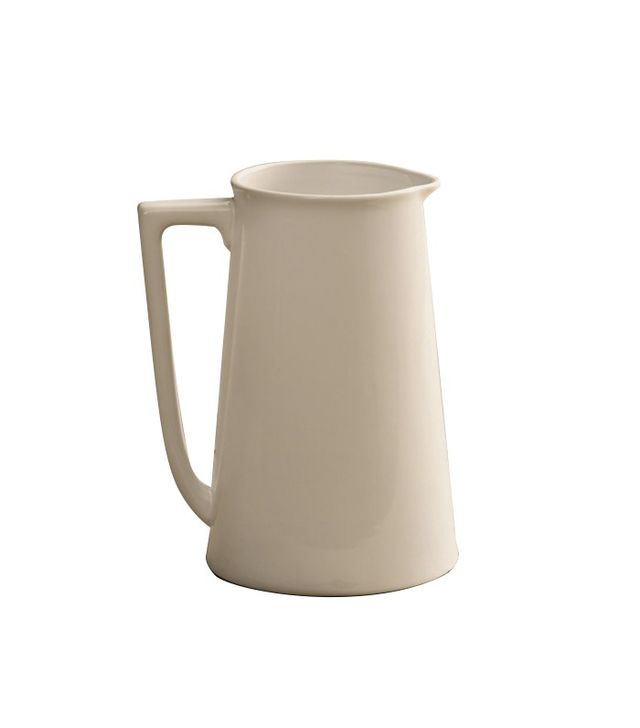 Restoration Hardware Stoneware Large Pitcher