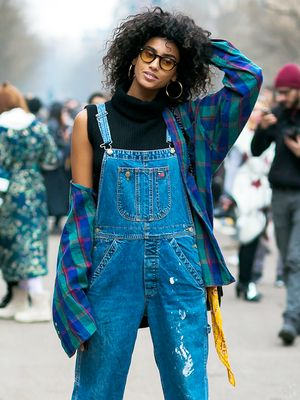 It's Official: This Is How to Style Overalls in 2017