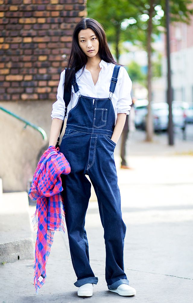 styling overalls