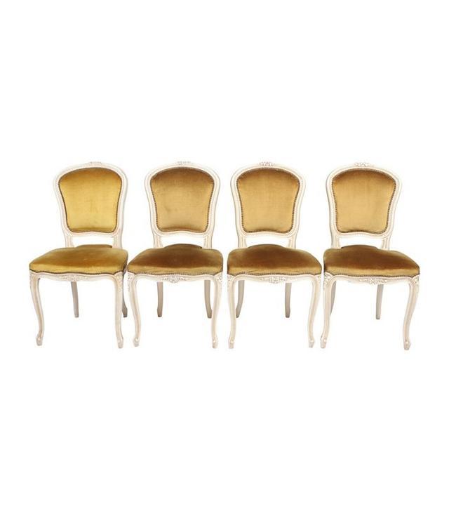 Chairish Vintique Louis XV-Style Chairs