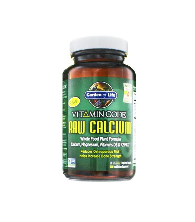 Garden of Life Vitamin Code Raw Calcium
