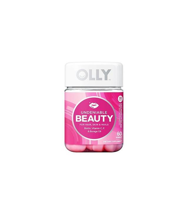 Olly Undeniable Beauty Gummies