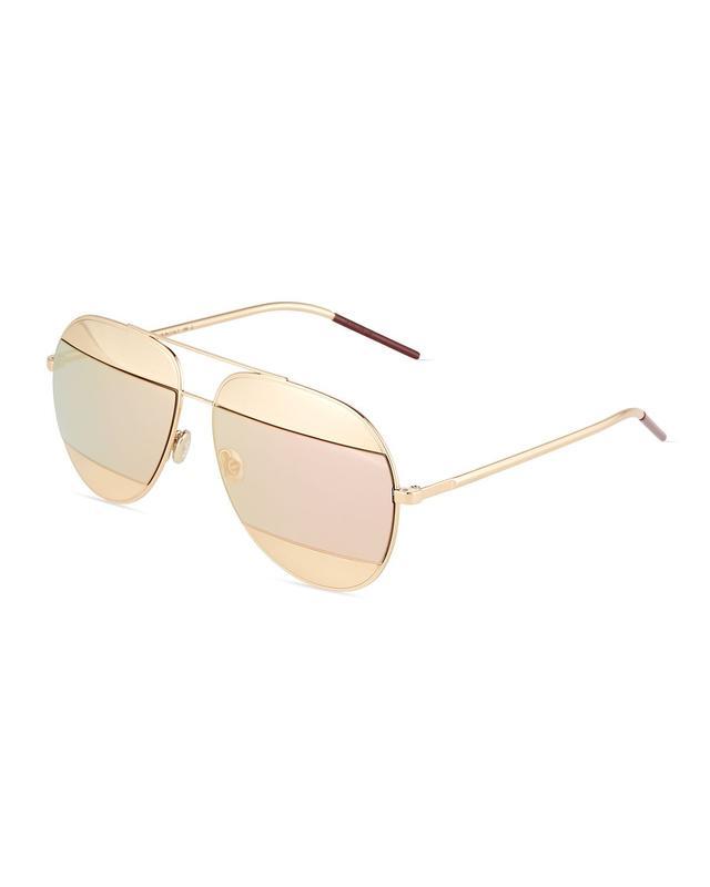Dior DiorSplit Aviator Sunglasses