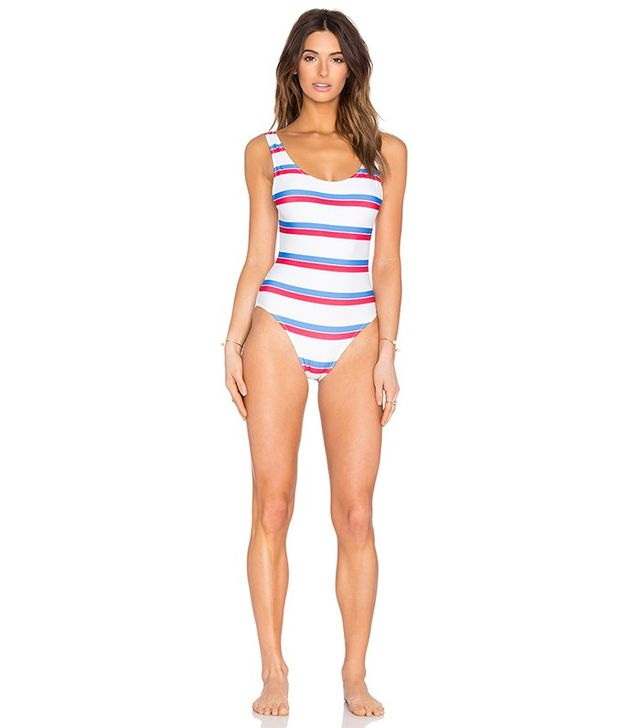 Solid & Striped The Anne Marie One-Piece