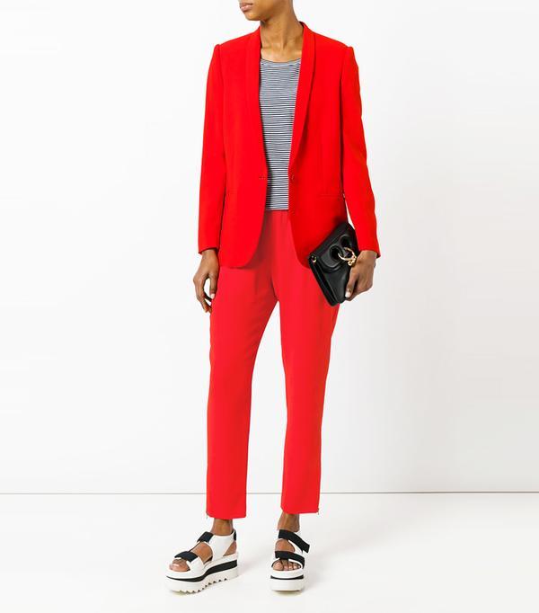How to look taller: Stella McCartney Tuxedo Lapel Blazer