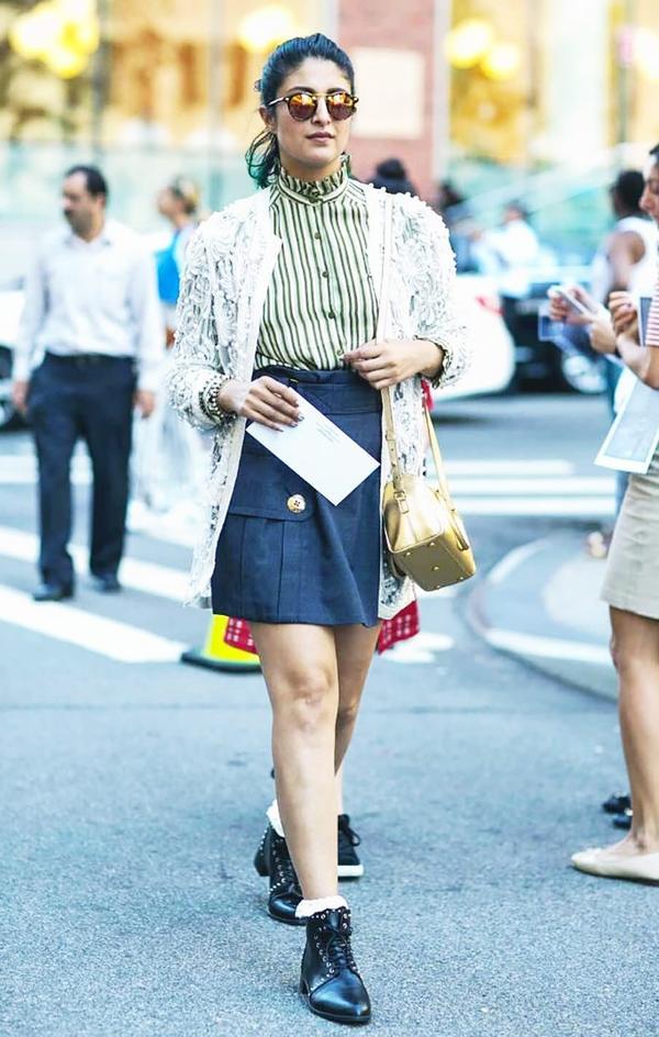WHO: Preetma Singh, fashion editor atFlare
